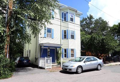 Somerville Condo/Townhouse Under Agreement: 35 Skehan Street #2