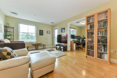 Cambridge Condo/Townhouse Under Agreement: 318 Rindge Ave #310