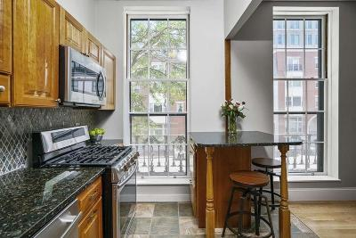Boston MA Condo/Townhouse Contingent: $675,000