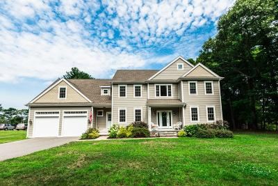 Milton Single Family Home For Sale: 1651 Canton Avenue