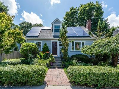 MA-Suffolk County Single Family Home For Sale: 23 Brush Hill Ter
