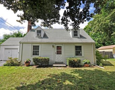 Westborough Single Family Home For Sale: 5 Grant Rd