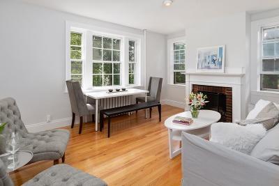 Cambridge Condo/Townhouse Under Agreement: 31 Concord Avenue #10