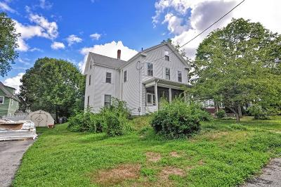 Dedham Single Family Home Under Agreement: 47 Avery St
