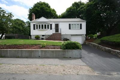 Stoneham Single Family Home For Sale: 1 Elizabeth Rd.