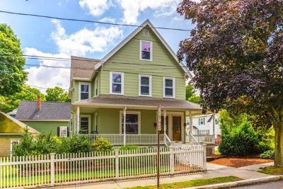 Melrose Multi Family Home Back On Market: 90-92 Russell Street
