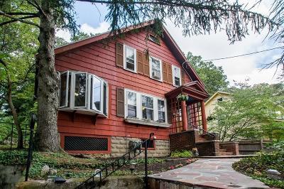 Arlington MA Single Family Home Under Agreement: $628,000