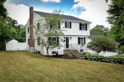 Natick Single Family Home Under Agreement: 27 Florence St