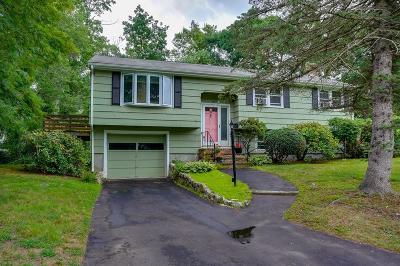 Canton Single Family Home Under Agreement: 68 Oak Rd