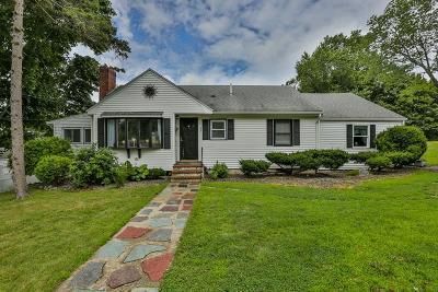 Peabody Single Family Home Under Agreement: 35 Herrick Rd