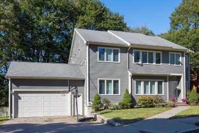 Newton Single Family Home For Sale: 71 Drumlin Road