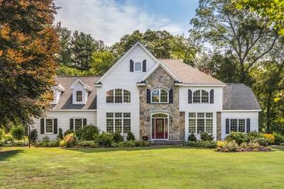 Wayland Single Family Home Under Agreement: 6 Catherines Farm Rd