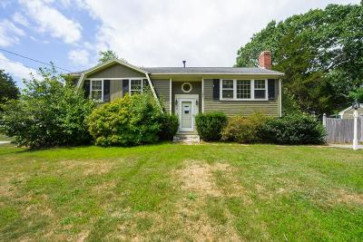 Marshfield Single Family Home Price Changed: 8 Liberty Rd