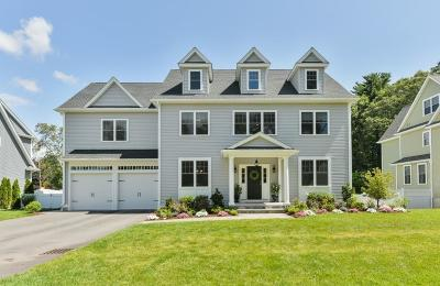Dedham Single Family Home For Sale: 14 Liana Lane