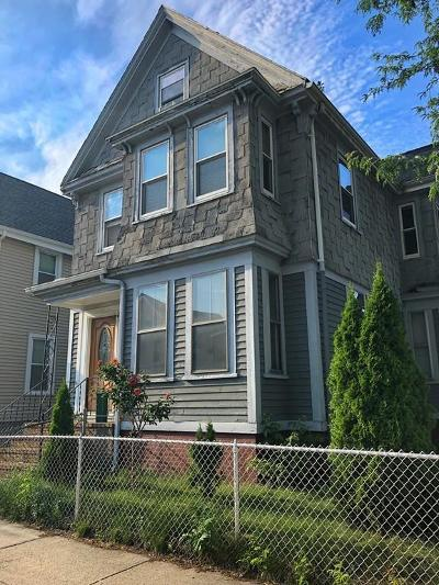 Somerville Multi Family Home For Sale: 189 Pearl St