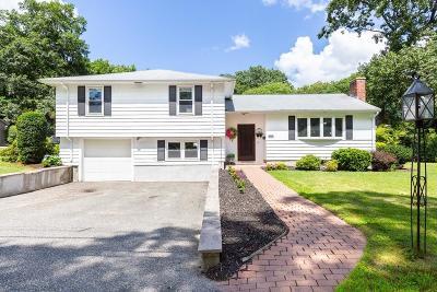 Arlington MA Single Family Home Under Agreement: $799,000