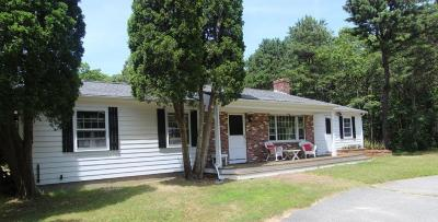 Falmouth Single Family Home For Sale: 71 Lewis Neck Road