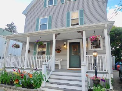 Wakefield Single Family Home Under Agreement: 11 Franklin St