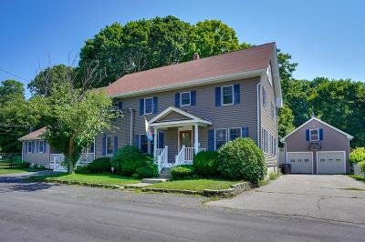 Natick Single Family Home For Sale: 7 Vale St