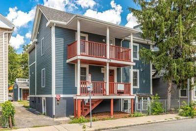 Cambridge Condo/Townhouse For Sale: 179 Rindge Avenue #1