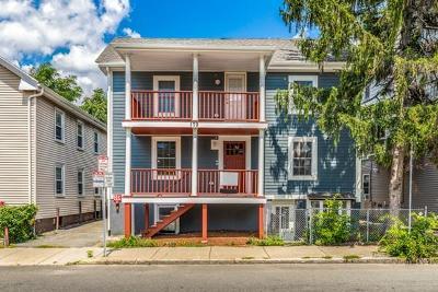 Cambridge Condo/Townhouse For Sale: 179 Rindge Avenue #2