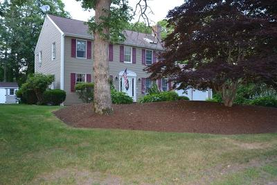 Single Family Home Contingent: 14 N Hill Dr