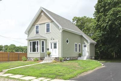 Whitman Single Family Home Contingent: 211 Warren Ave