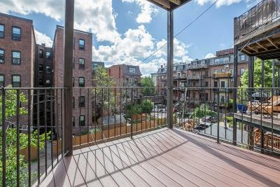 Condo/Townhouse Under Agreement: 88 Worcester St #4