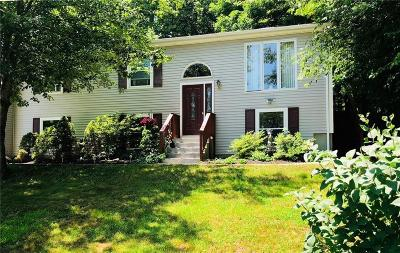 Glocester RI Single Family Home Reactivated: $349,900