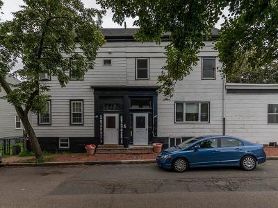Cambridge Single Family Home For Sale: 147 Otis St