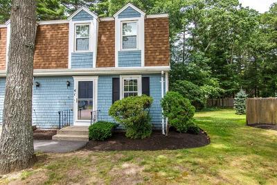 Marshfield Condo/Townhouse Under Agreement: 848 Plain Street #41