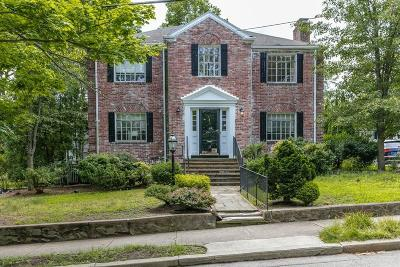 Newton Single Family Home Contingent: 17 Philmore Road
