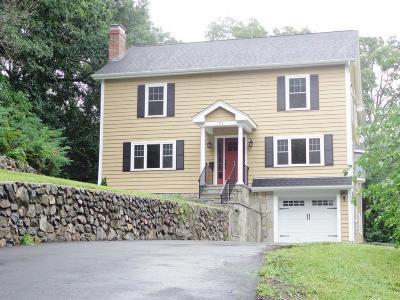 Arlington Single Family Home Under Agreement: 51 Crosby Street