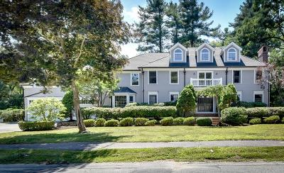 Needham Single Family Home Contingent: 73 Pheasant Landing
