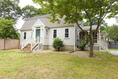 Marshfield Single Family Home For Sale: 43 Atwell Cir