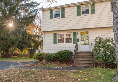 Needham Rental For Rent: 185 Maple Street #2
