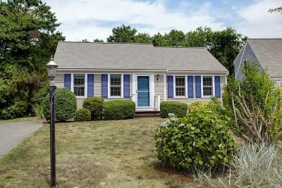 MA-Barnstable County Single Family Home Under Agreement: 32 Jeffrey Lane