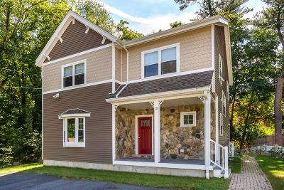 Canton Single Family Home For Sale: 15 Ward Well Rd