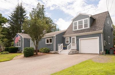 Wenham, Hamilton Single Family Home For Sale: 27 Margaret Rd
