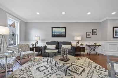 Boston Single Family Home For Sale: 8 Essex Street