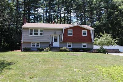 Billerica Single Family Home Under Agreement: 13 Satuckett Ln