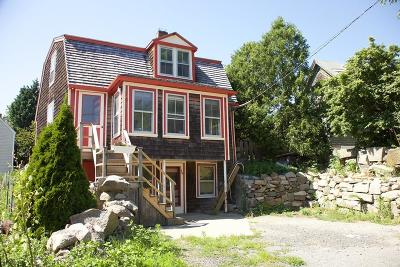 Rockport Single Family Home For Sale: 14 Highland Street