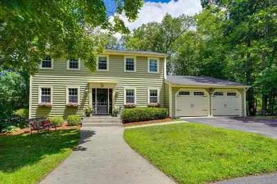 Westborough Single Family Home Under Agreement: 42 Old Colony Dr