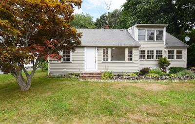 Marshfield Single Family Home Under Agreement: 97 Canal St