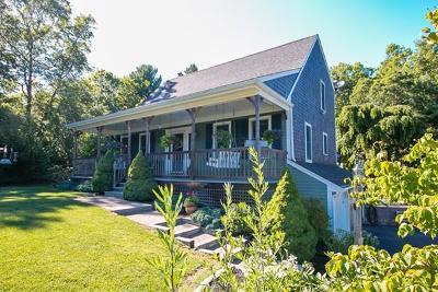 Kingston MA Single Family Home For Sale: $509,900