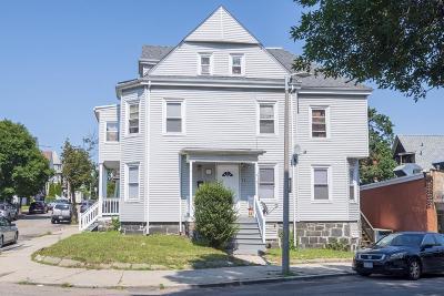 Multi Family Home Under Agreement: 74 Glenway St