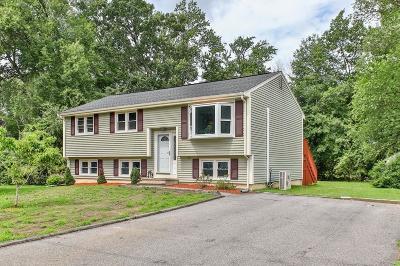 Billerica Single Family Home Contingent: 8 Valerie Ave