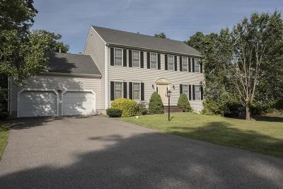 Stoughton Single Family Home For Sale: 8 Penniman Cir