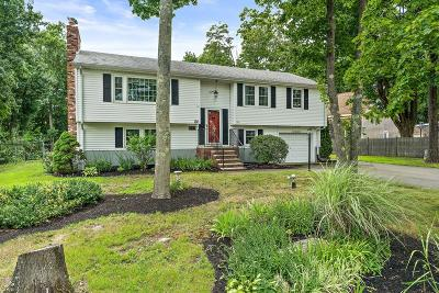 Weymouth Single Family Home For Sale: 329 Union St