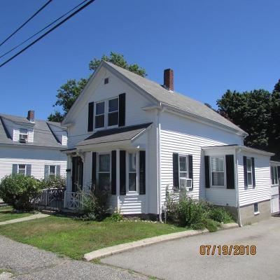 Weymouth Single Family Home For Sale: 62 Shawmut Street